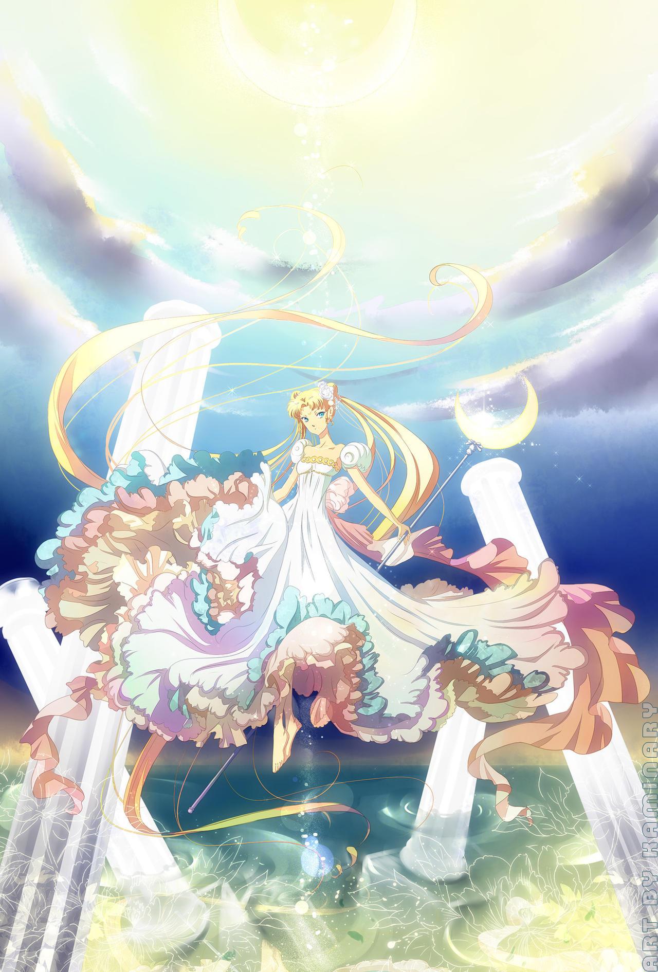 Crystal power by kaminary-san