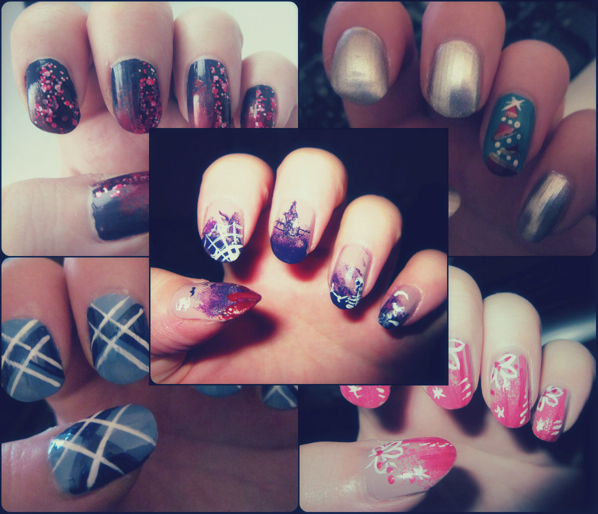 nail art by kaminary-san