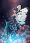 Butterfree by kaminary-san