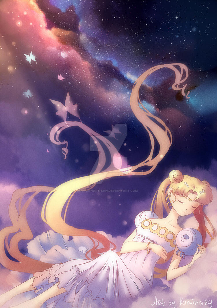 sweet dreams by kaminary-san