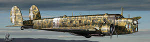 Fiat BR 20 Aircraft