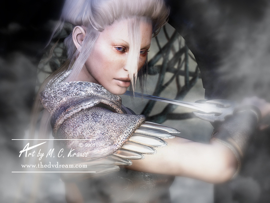 I Am Vengeance by Art-By-Mel-DA