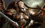 Heaven's Sword by Art-By-Mel-DA