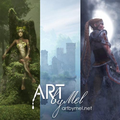 Art-By-Mel-DA's Profile Picture