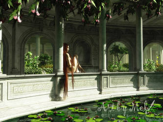 Garden of the Muse by Art-By-Mel-DA