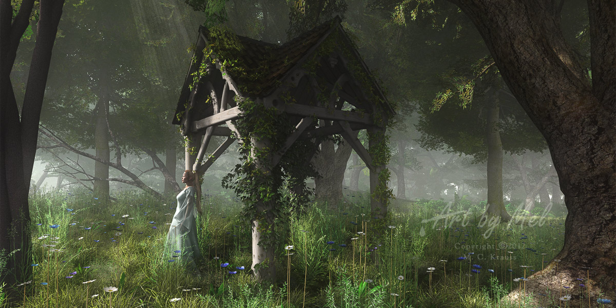 A Place of Secrets by MCKrauss