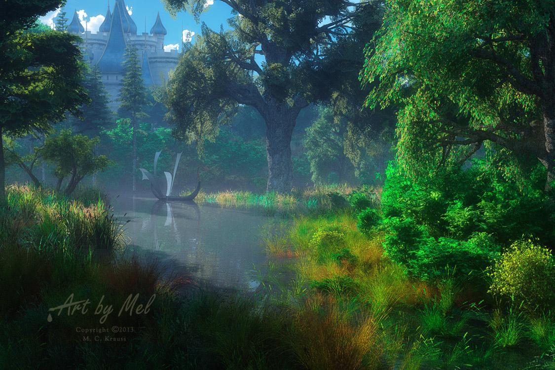 Kingdom of Dreams by MCKrauss