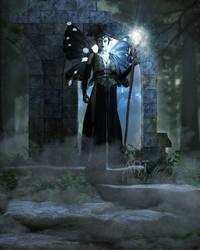 The Unseelie Queen by Art-By-Mel-DA