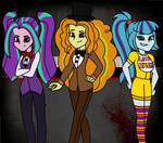 Five Nights at The Dazzling's