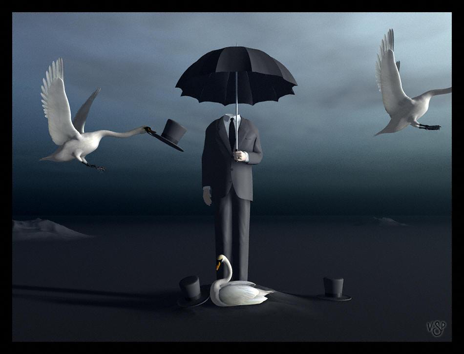 El hombre desconocido by vespertino