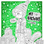 It's my Birthday! x33333 // Es mi Cumple!!! x,3333