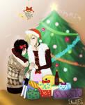 A merry D18 Day by ShuenshaDaku