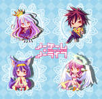 No game no life set1