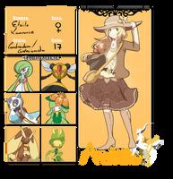 AA: NPC Etoile by yami11