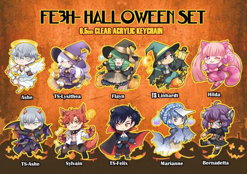 FE3houses halloween set