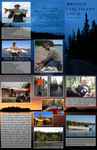 Macoun Lake Island Lodge Brochure