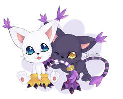 Tail x Tail by July-MonMon