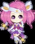 Star Guardian Lux -chibi-