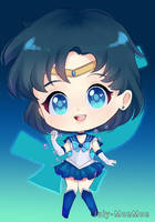 Sailor Mercury by July-MonMon