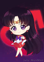 Sailor Mars by July-MonMon