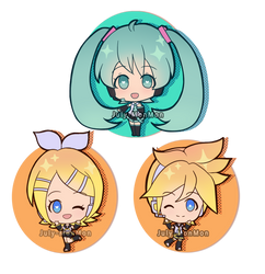 Vocaloids by July-MonMon