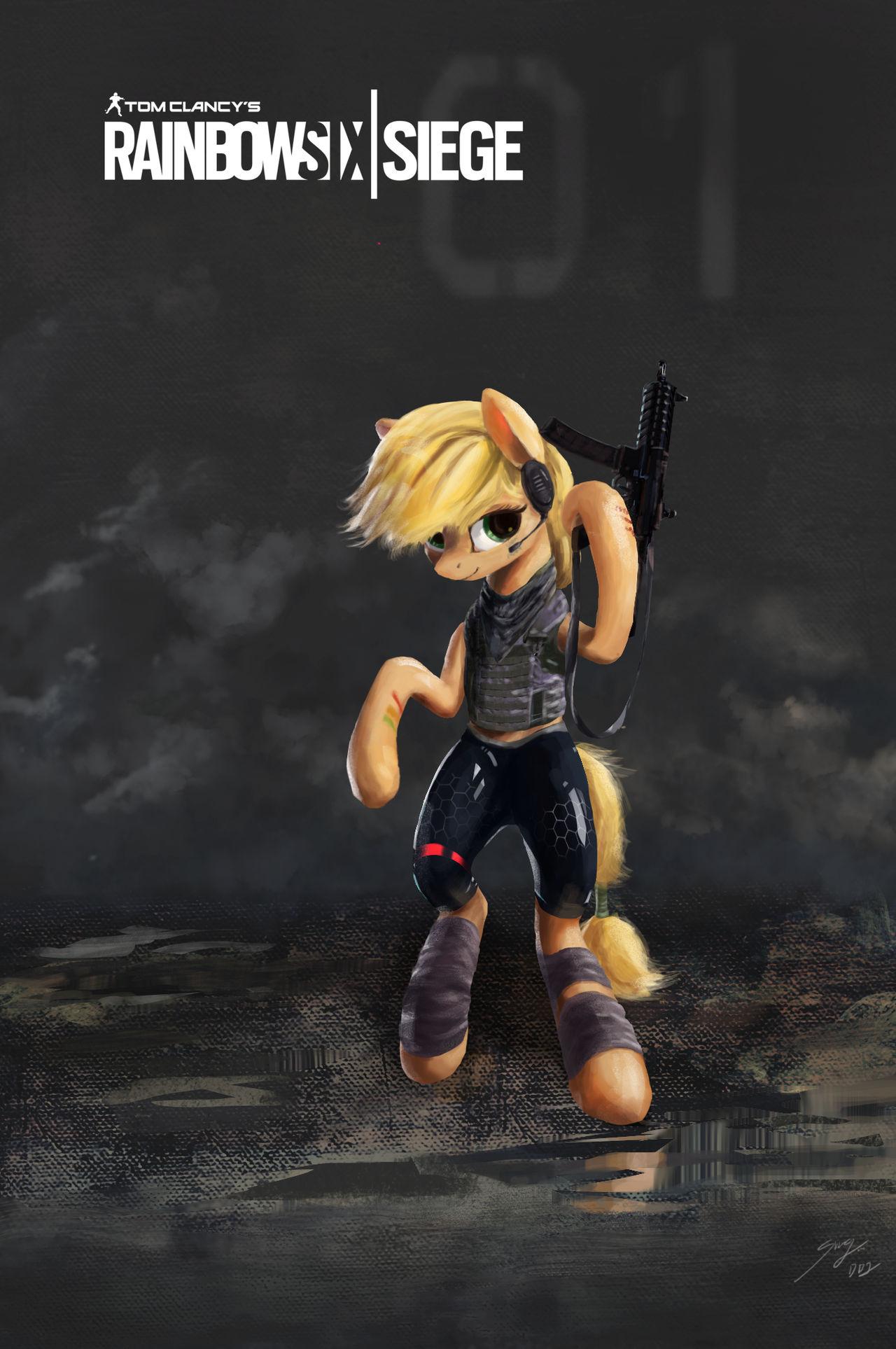 Valkyrie~Pony