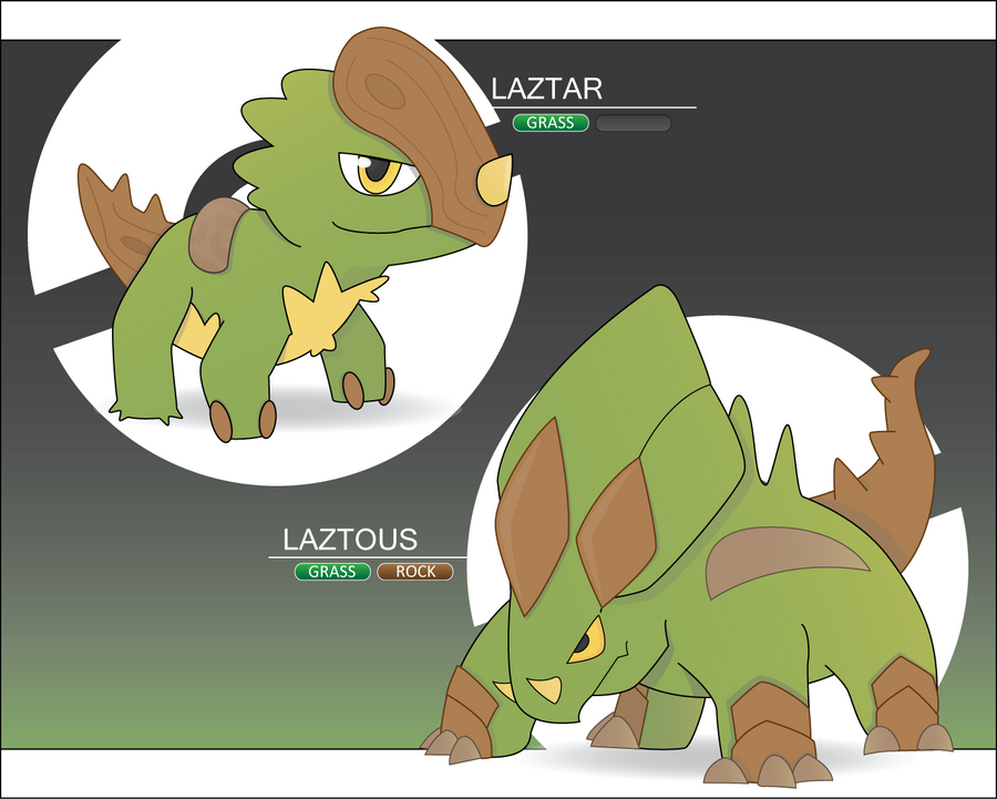 Grass Starter by Itching2Design