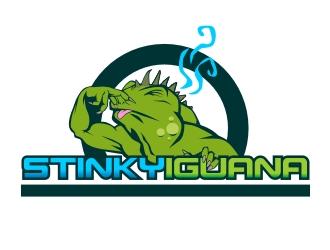 Stinkyiguana by Jettgraphic