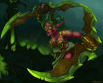Night Elf Demon Hunter