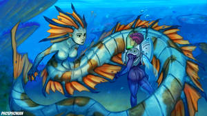 Curious MerPerson