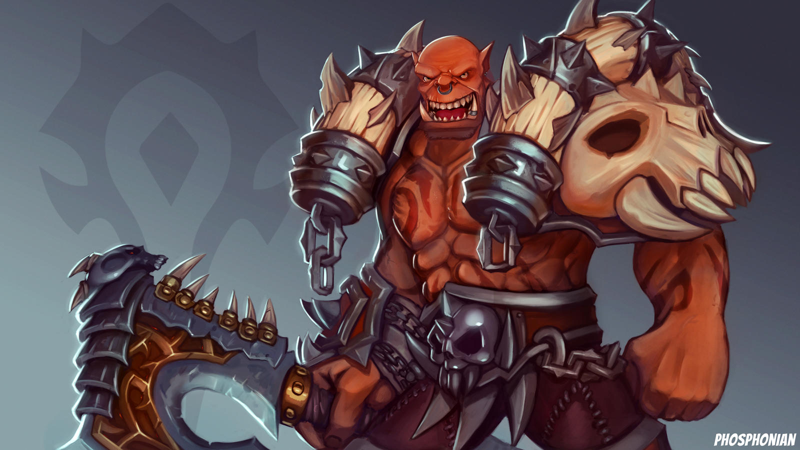 Hots Garrosh By Phosphonian On Deviantart Find the best hots garrosh build and learn garrosh's abilities, talents, and strategy. hots garrosh by phosphonian on deviantart
