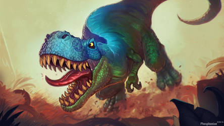 Dino Dan by Phosphonian