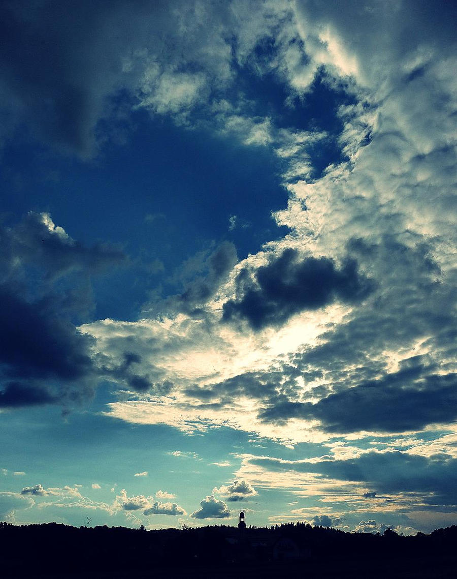 :... Sky ...: by MateuszPisarski