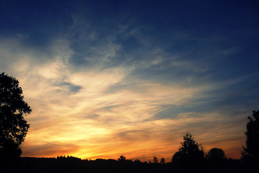 Sunset... by MateuszPisarski