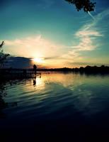 .. Sunset .. by MateuszPisarski