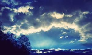: . Sky . : by MateuszPisarski