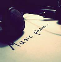 Music Please... by MateuszPisarski