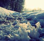 +Arctic Road+ by MateuszPisarski