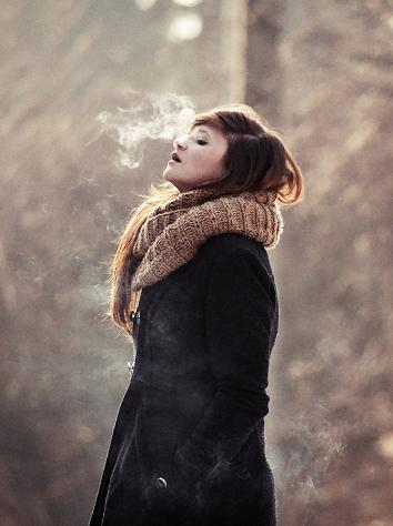 cold breath  by MateuszPisarskiCold Breath In Winter