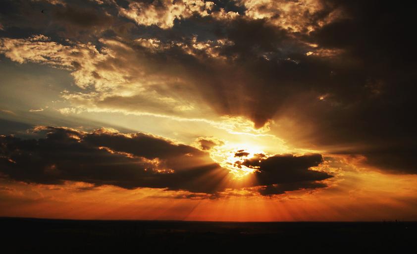 marvelous sky by MateuszPisarski
