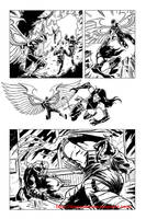 Uncanny X-Force 5.1 pag 04 by diegosimone