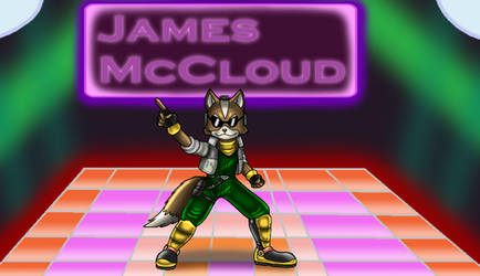 Night fever! James McCloud by VixDojoFox