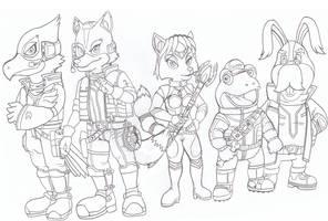 Team Star Fox
