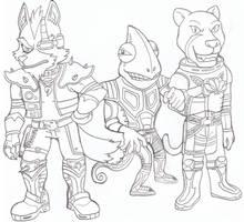 Team Star Wolf