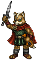 Fox McCloud - Halloween Hero
