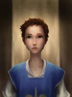 jeanne d'arc by agwong