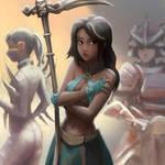 Guild Wars Dervish Armor (Mk. II!)