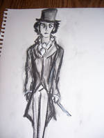 Parnasse doodle by ALittlePriest