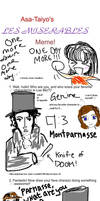 Les Miserables meme by ALittlePriest