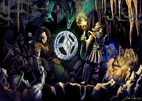 DR2 -Dragons of Aihrde Cover